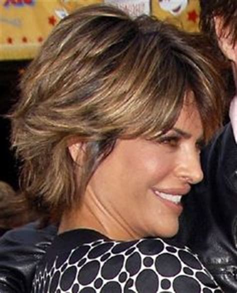 back view of lisa rinnas hair lisa rinna pictures lisa rinna hair pinterest