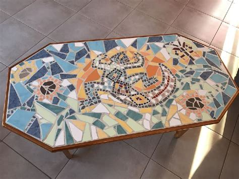 Table Basse Mosaique by Table Basse Mosa 239 Que Clasf
