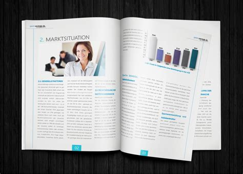 design your business layout catering magazine design for kks gmbh by hema dhawan