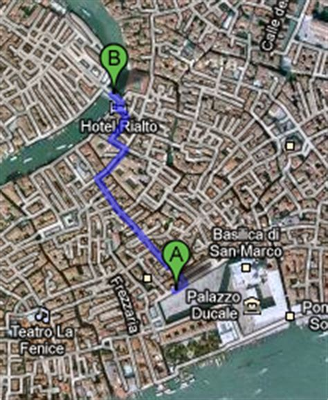 compass map  rialto bridge venice italy