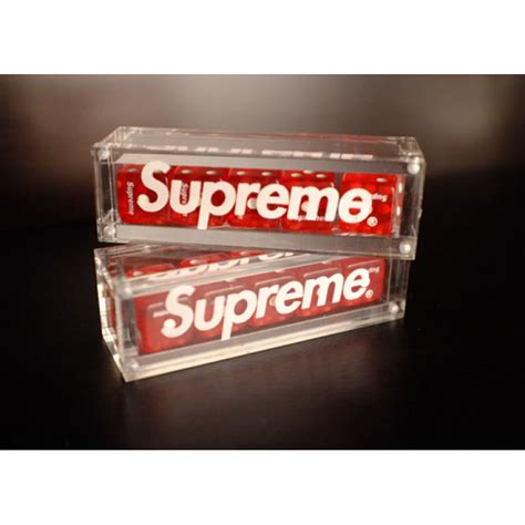 supreme nyc supreme quot nyc quot dice set
