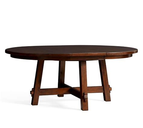 toscana extending dining toscana extending pedestal table tuscan chestnut