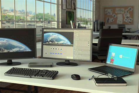 monitors with thunderbolt thunderbolt 3 laptop station dual 4k monitors