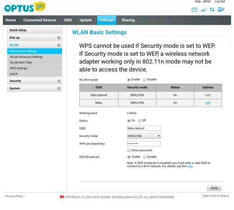 review optus home wireless broadband