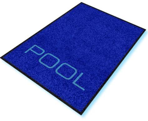 Pool Floor Mats by Digiprint Floor Mat 3 X 5 With Quot Pool Quot Logo