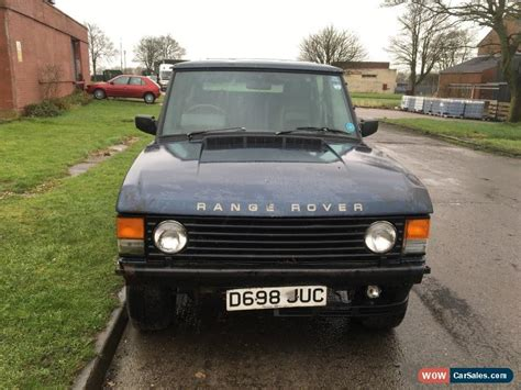 vintage range rover for sale range rover classic parts car