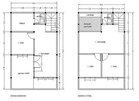 cara membuat rab rumah untuk liran pinjaman bank desain rumah sederhana interior minimalis