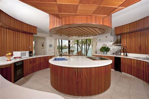 round kitchens designs luxury bedroom ideas kitchen in the round on key biscayne