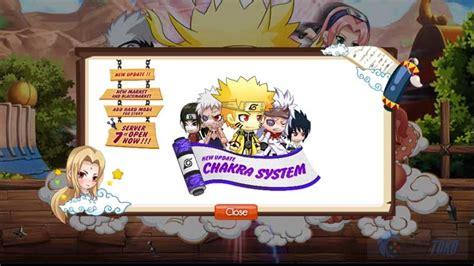 Anime Naruto Update Hari Apa Update Terbaru Ninja Heroes Menghadirkan Hard Mode Dan