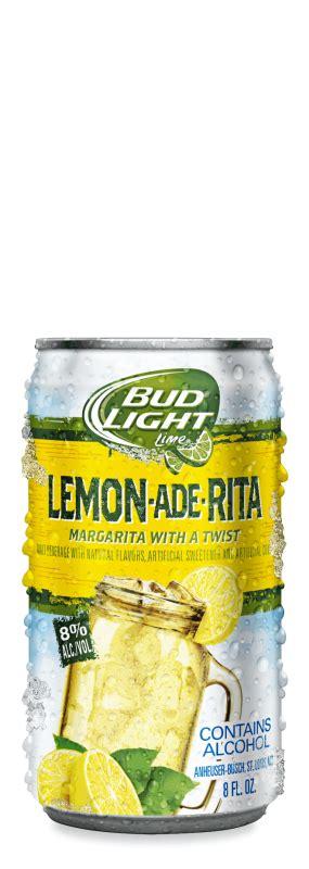 bud light and lemonade bud light lime water melon rita bill s distributing