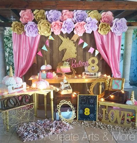 unicorn themed birthday party ideas unicorn birthday party ideas every girl would love you have