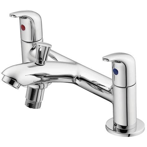 Ideal Standard Bath Shower Mixer ideal standard opus chrome 2 hole bath shower mixer tap