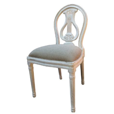 shabby chic dining room chairs a style shabby chic dining chair in white