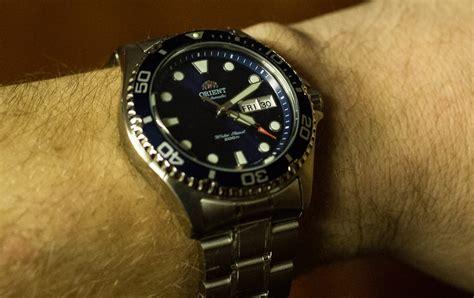 Orient Black 2 orient ii unboxing dive watches