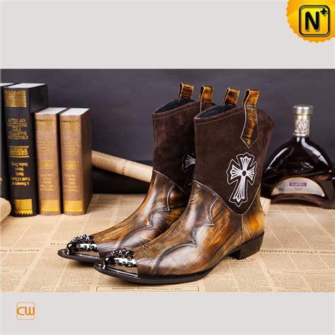 mens designer boots mens designer winklepicker boots cw750125