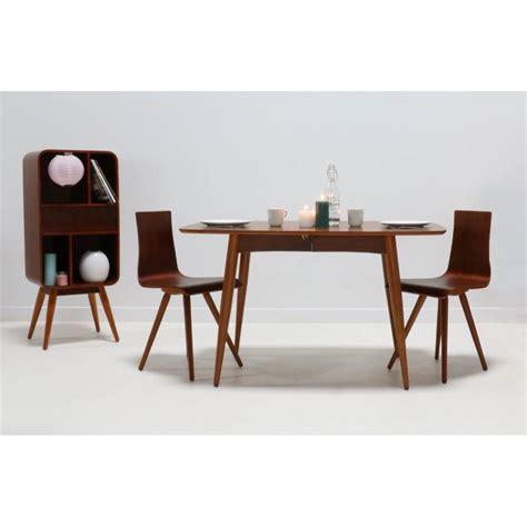 Table A Manger En Noyer by Oural Noyer Table 224 Manger Extensible En Bois Au Design