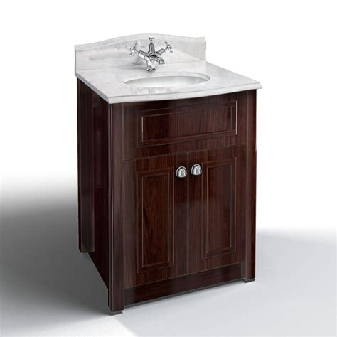 Vanity Units For Bathroom Uk by Burlington Bathrooms Vanity Unit Mahogany Bathroomand