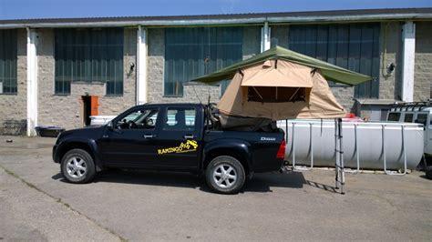 tenda da tetto tenda da tetto con spogliatoio modello ramingo ii www