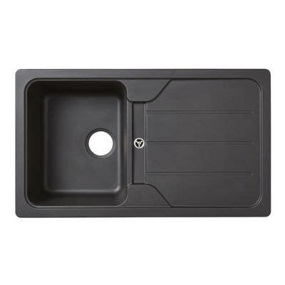 Evier Noir Castorama by 201 Vier 224 Encastrer Granit Noir Arber 1 Bac Castorama