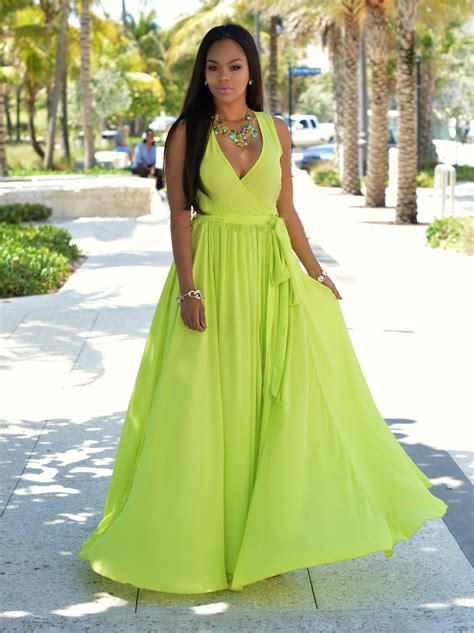 Flowing Maxi stunning free flowing maxi dress addicted2fashion