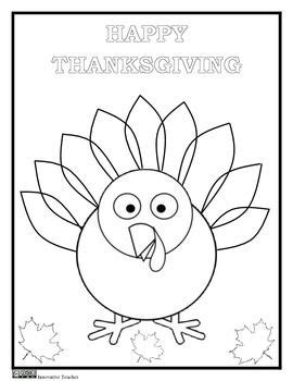 teacher coloring pages for thanksgiving thanksgiving coloring page freebie by innovative teacher