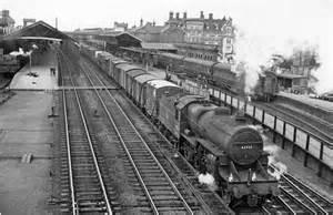 stafford station   fast freight  ben brooksbank