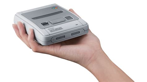 nintendo classic console nintendo annonce la console nintendo classic mini nes