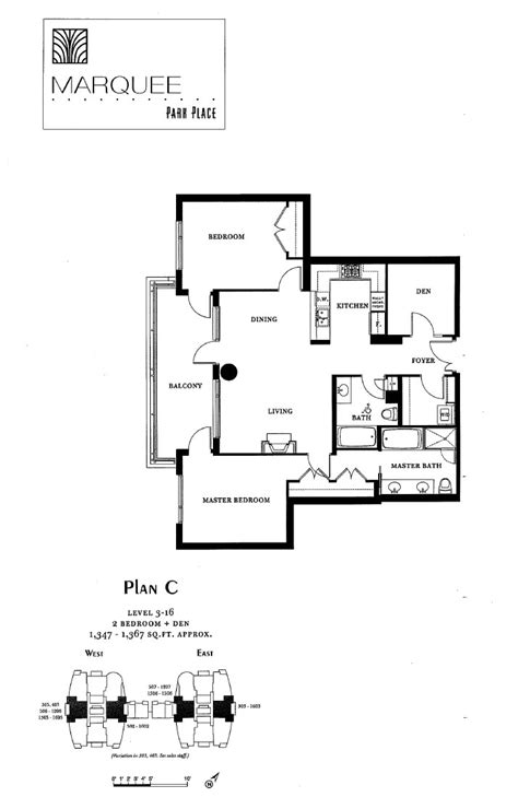 park place floor plans marquee at park place irvine stellarealtygroup com