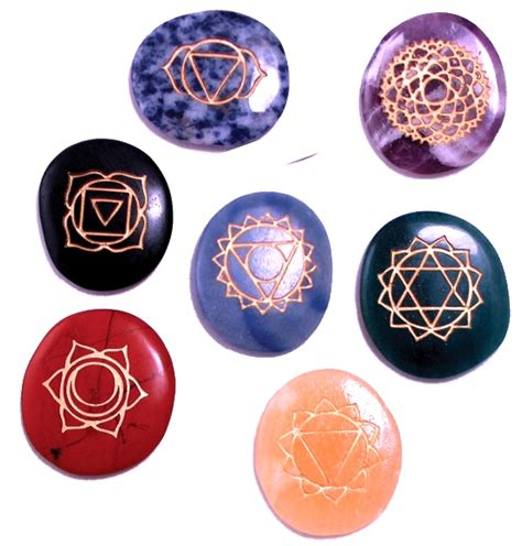 chakra stones alternative medicine