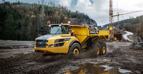 volvo global articulated haulers volvo construction equipment global
