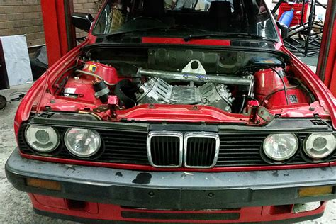bmw    ls swap racingjunk news