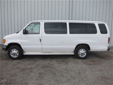 how make cars 2003 ford e series windshield wipe control find used 2003 ford e250 econoline extended van rear wheel chair accesible wheelchair van in