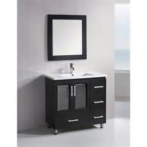 Vanity Sets At Home Depot Design Element Stanton 36 In W X 18 In D Vanity In