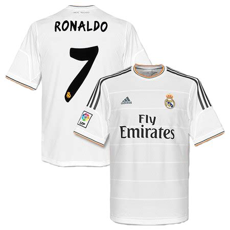 ronaldo juventus jersey adidas cristiano ronaldo real madrid home jersey shirt kit 2013 14 adidas and fly emirates