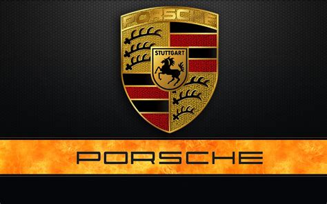 porsche logo wallpaper porsche logo wallpaper hd graphic design logos