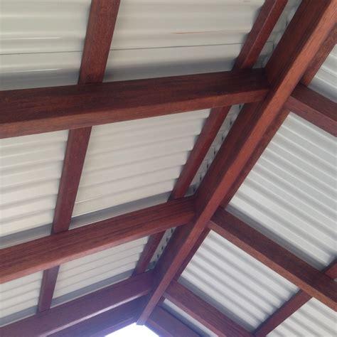 timber gazebo  gable roof kwila gazebo west lake brisbane bespoke gable gazebo