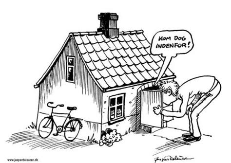 tiny house cartoon the small house by deleuran media culture cartoon