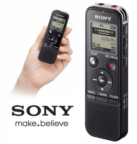 sony gravador de voz digital sony px 240 4gb memoria px240 r 233 00 em mercado livre