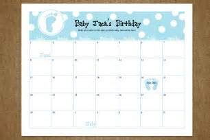 Baby Calendar Template by Printable Baby Due Date Calender Template New Calendar