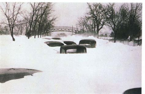 worst blizzards biggest snowstorm in michigan history