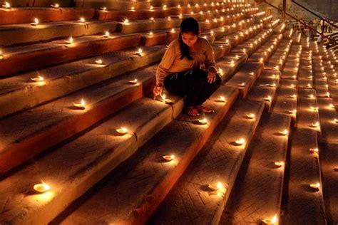 Deepavali Decorations Home Diwali Festival Of Lights India Celebration Go 4 Travel