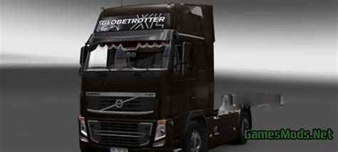 volvo truck curtains volvo fh16 curtains 187 gamesmods net fs17 cnc fs15 ets