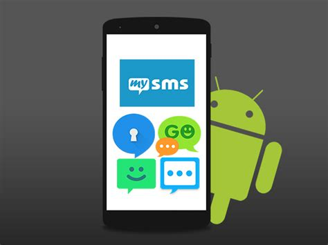 best texting app for android 5 best texting apps for android gizbot