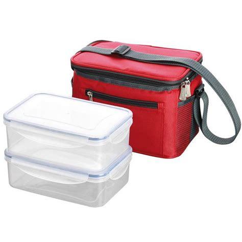 borse termiche per alimenti 892240 borsa termica con due contenitori linea