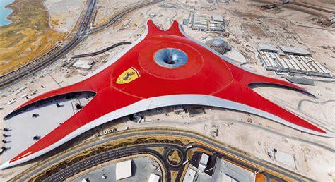 Ferrari Land In Dubai by Coastersandmore De Achterbahn Magazin Vereinigte
