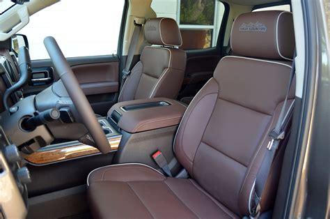 High Country Interior by 2014 Chevrolet Silverado High Country Autos Weblog