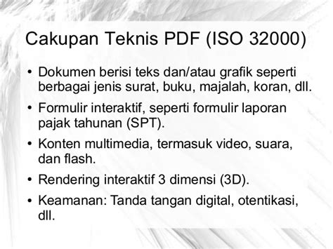 jenis format buku digital disertai perangkat lunak pembacanya rusmanto pengantar pdf dan aplikasi open source terkait pdf