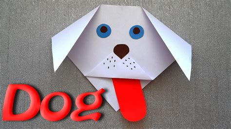 what are dogs made out of how to make origami out of paper in 2 minutes origami for beginners