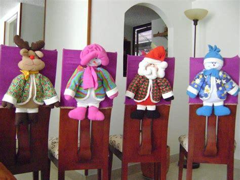 decoracion navidena   tus sillas del comedor