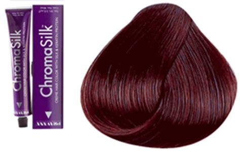 chromasilk 6gv pravana chromasilk creme hair color